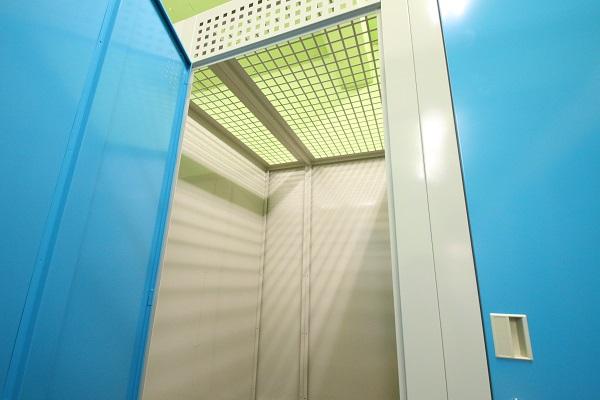 安心・清潔感のトランクルーム