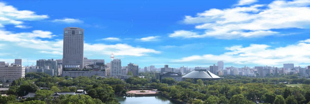 広島の街並み