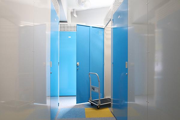 広島市の屋内型トランクルーム